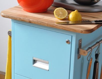 Kitchen Cabinet Alternatives 5 Clever Ideas Happy Colors Filing Cabinets And Local Thrift