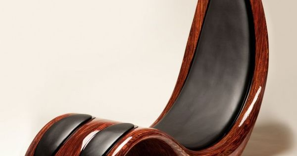Lounge chair by kyle buckner design pinterest stuhl for Inneneinrichtung design studium