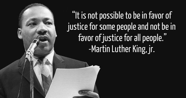 Martin luther king martin luther and disability awareness on