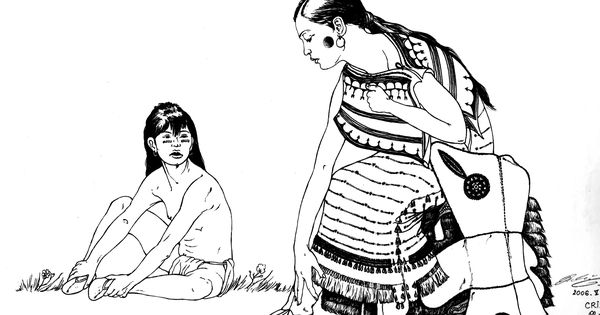 native american longhouse coloring pages - photo#18