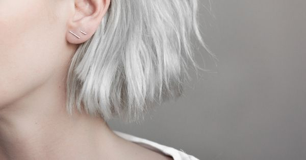 Color | Silver Blonde Hair