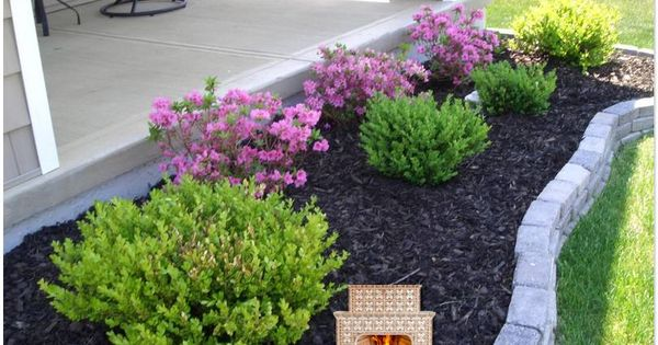 Easy Landscaping Ideas For Front Of House Front Yard