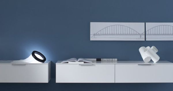 A Polis Table Light By Ligne Roset