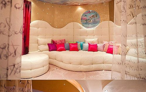 Luxury bedroom: LOVE this  Hotel  Pinterest