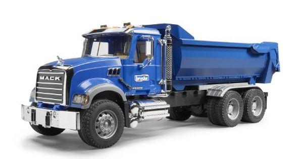 Robot Check Dump Truck Trucks Mack
