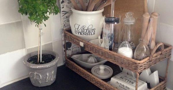 Rm keuken kopie rm fanclub riviera maison keuken pinterest keuken keukens en decoratie - Zen toilet decoratie ...