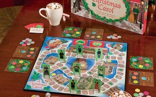 a christmas carol drinking game
