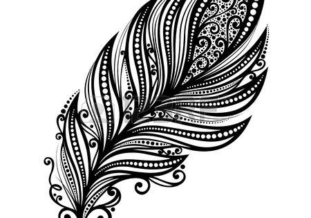 Tatoo Plume De Paon Mandala Divers Pinterest Paon