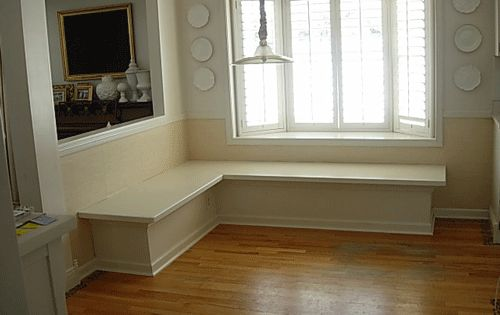 How To Make a Banquette for Your Kitchen