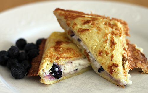 about camp coffee and Blueberry Cream Cheese Stuffed French Toast ...