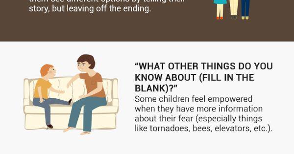 Try these 13 Phrases to Calm Your Anxious Child
