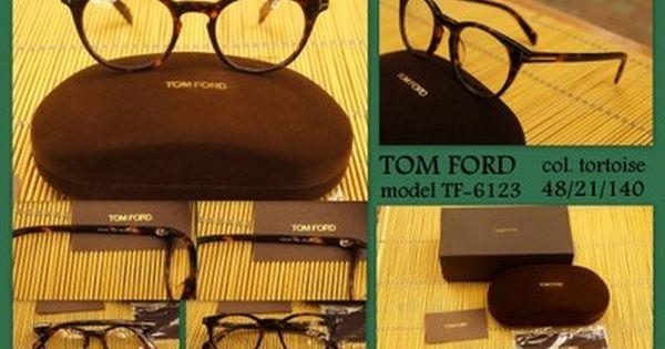 Okulary Oprawki Tom Ford Mod Tf 6123 Box 6828052120 Oficjalne Archiwum Allegro Tom Ford Ford Toms