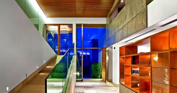 Fg Residence Araraquara Sao Paulo Brazil Modern Interior House Design Residences Modern Interior Design