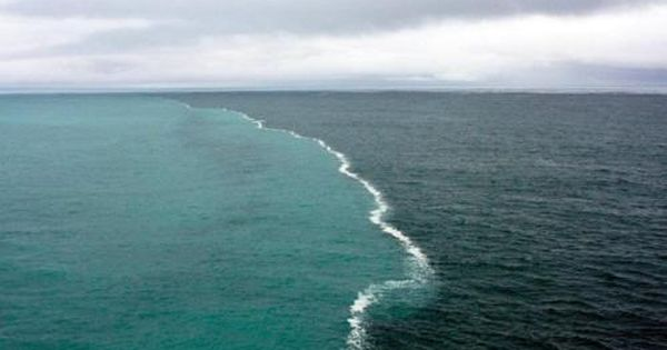 Cape Point, South Africa, where the Indian and Atlantic Ocean meet. Since
