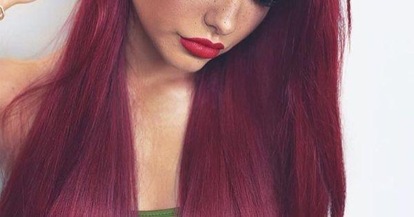 Instagram bordell rött hår
