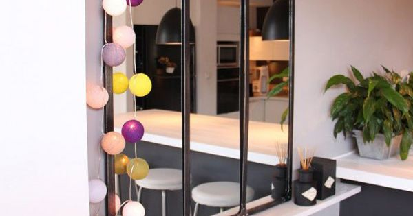 5 fa ons de bien utiliser le miroir chez soi illusion verri re et optique. Black Bedroom Furniture Sets. Home Design Ideas