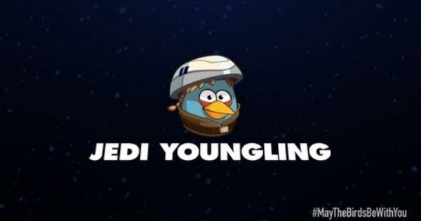 Angry Birds Star Wars 2 Character Reveals Jedi Youngling