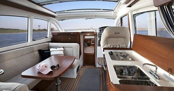 Boat Interior Restoration Boat Interior Design Designer Luxury Boats And Yachts Boat