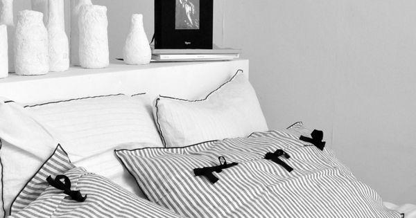 housse de couette en lin blanc le vestiaire de jeanne. Black Bedroom Furniture Sets. Home Design Ideas