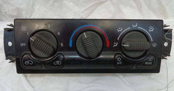 Diagrams 1988 Chevy Silverado Control Module 2000 Chevy Silverado