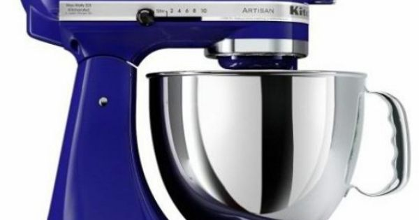 Kitchenaid Mixer Cobalt Blue Cobalt Blue Things