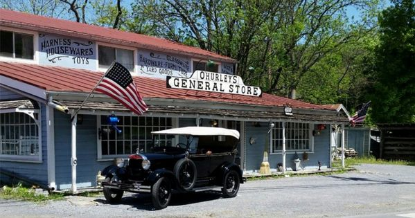This Delightful General Store In West Virginia Will Have You Longing For The Past West Virginia General Store Virginia