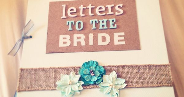 u0026quot letters to the bride u0026quot  book i made for my best friend u0026 39 s