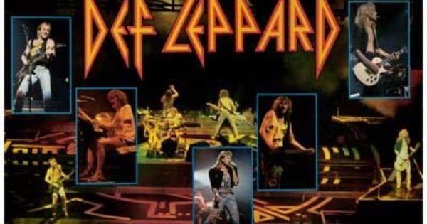 Def Leppard Live Hysteria Joe Elliott 11x17 Poster By Generic Http Www Amazon Com Dp B003ba1fby Ref Def Leppard Poster Def Leppard Def Leppard Hysteria