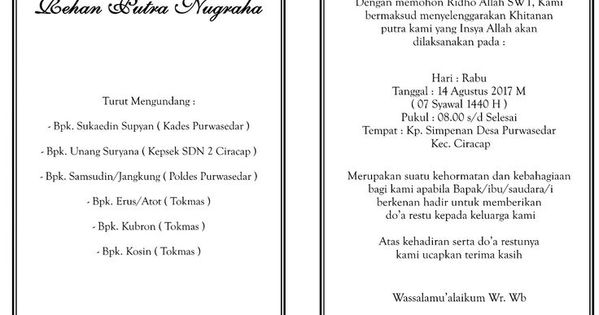 27++ Kata kata undangan pernikahan covid 19 information