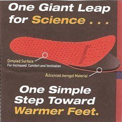 Foot Warmers Insoles By Weber For Women Size 7 10 1 Pair Per Pack Non Electric See Video Here By Tlc Nasa Foot Warmer By W Hot Cold Packs Warm Feet Warmers