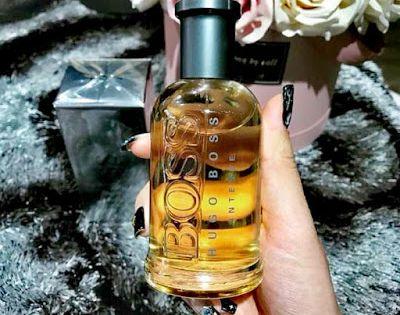 Hugo Boss Boss Bottled Intense هوجو بوس انتنس المعبأة في زجاجات تكشف عن رجل اليوم وقوته الشخصية العطر ا Perfume Perfume Bottles Eau De Toilette
