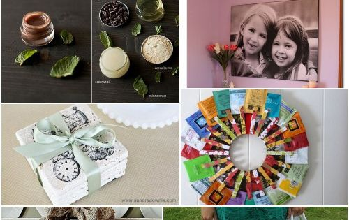 diy gifts. diy gifts. diy gifts. Collection of 29 DIY Handmade Gift