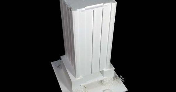 100均のホワイトボードでマンション模型製作 Japan Youtube動画