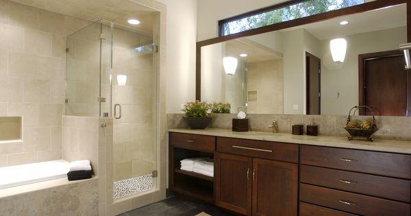 Custom wood products bathroom cabinets bathrooms by