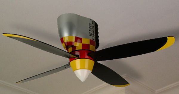 Airplane Propeller Ceiling Fan Ceiling Fan Airplane Propeller