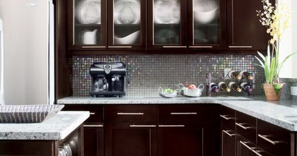 Finish Product Kitchen Cabinets Maple Espresso Or