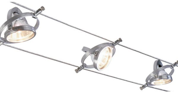 example 14  double wire track lighting  sweet