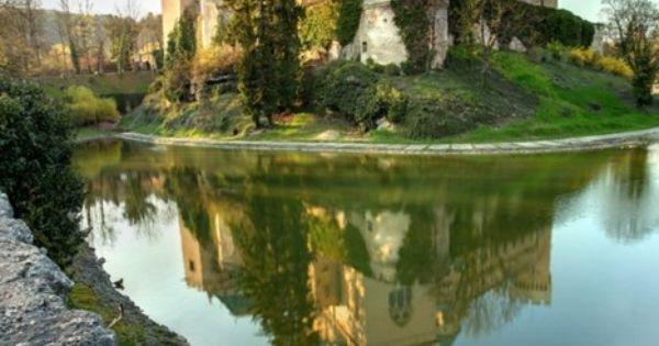 Bojnice City, Slovakia...it looks like a real life fairy tale, i want