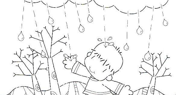 Dibujos Colorear Otono Infantil: RECURSOS PARA EDUCACIÓN INFANTIL