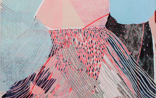 MISATO SUZUKI - colour palette