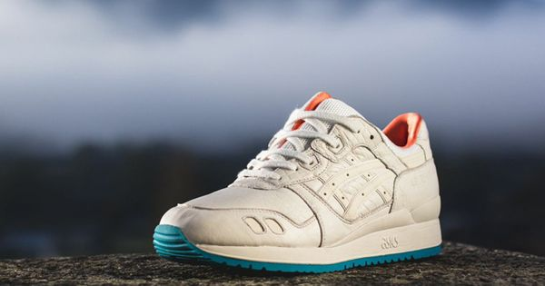 Asics Gel Lyte Iii Miami Vice Sneaker Freaker With Images