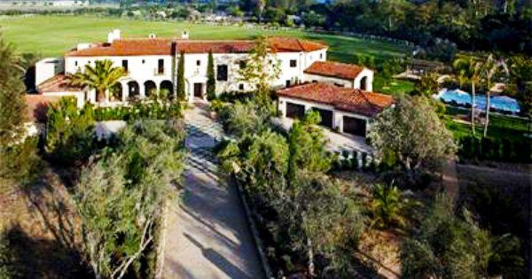 Santa Barbara And Horses On Pinterest