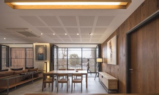Flat Scape House Ekar House Interior Home Decor