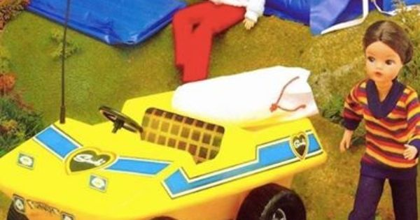 Sindy Beach Buggy And Camping My 70s And 80s Childhood