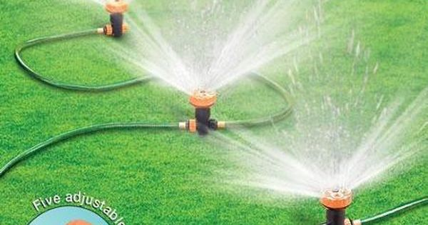 Lawn sprinkler system lawn sprinklers and sprinklers on pinterest for Myers lawn and garden