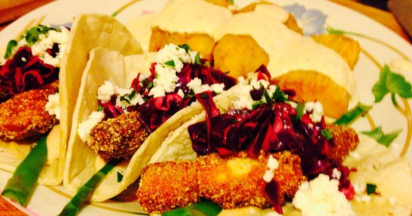 Tilapia Fish Taco's ... Served W/ Chipotle Mayo (homemade of course ...
