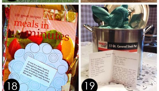 Wedding Gifts on a Budget