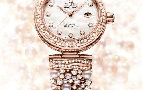 ساعات اوميجا حريمي للبنات Omega Watches ميكساتك Rolex Watches Watches Rolex
