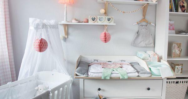 ein skandinavisches kinderzimmer und ein wickelaufsatz f r die ikea hemnes kommode give away. Black Bedroom Furniture Sets. Home Design Ideas