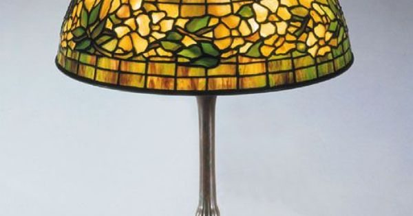 Very Old Tiffany Lamps